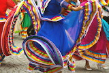 Mexican Dance Dresses Costumes