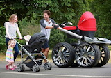 That's not a pram lady - this is is a pram!
