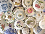^ Collection of dishes