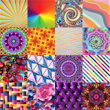 Colorful Abstract Collage 3