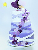 Rotate the wedding cake by Barbara Aletter