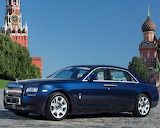 ☺ Rolls-Royce Ghost in Moscow...