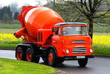 Albion Cement Truck