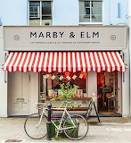 Marby & Elm shop London England UK Britain