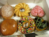 it's for me!-doughnuts