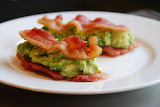 ^ Bacon and Guacamole Sammies