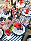 #4th of July Outdoor Decorations