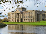 Mr. Darcy's Pemberley, Lyme Park - England