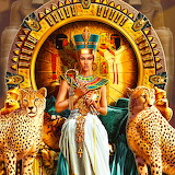 Cleopatra Queen of Egypt...