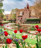^ Canterbury in the beautiful county of Kent, England