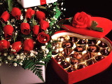 #Chocolates and Roses