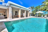 Luxury ocean view mansion, terrace and pool