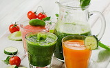 Smoothies-vegetables