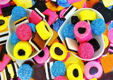 #Colorful Licorice