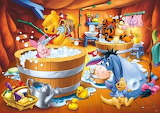 Hundred Acre Bathtime