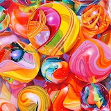 #Bright Marbles