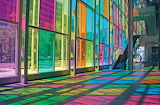 Double-glazing with a touch of colour!