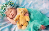 #Baby and Teddy