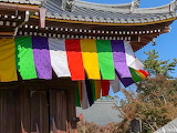 Buddhist Prayer Flags CC0