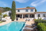 Provencal house, garden and pool