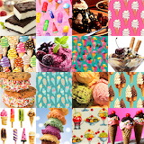 Ice Cream Collage 2