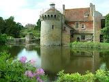 Old and New Scotney Castles - England