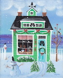 #Christmas Cookies Kim's Cottages (1031x1280)