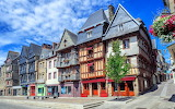 ☺♥ Lannion, Brittany, France...
