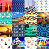Boat Collage 1
