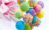 Colourful Lollies