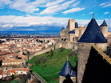 France - Chateau_Comtal_Carcassonne