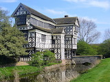 Little Moreton Hall - England