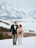 Very Snowy Wedding