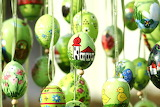 Rotate the Easter Eggs