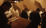 Cloistered. Contemplative. Carmelite Men