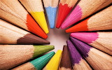 #Colorful Pencil Tips