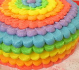Rainbow for you @ Cupcakes Parati
