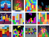 ☺ Collage- Tetris