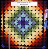 Colored Squares Set in Stones, by Christy Schliesmann, First Pla