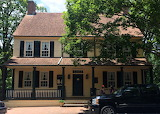 ^ The Tavern in Old Salem, Winston Salem, North Carolina