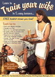 Incredible Vintage Sexist Advert