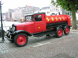 Chevy Shell Tanker