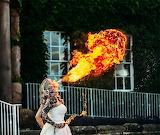 Fire Breathing Bride