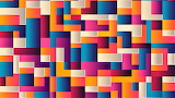 Colorful Pattern Abstract