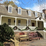 ^ Christiana Campbell's Tavern, Williamsburg, VA