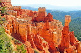 Paria View of Bryce Canyon in Utah