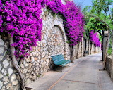 ☺ Pretty street in Italy...