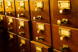 Catalogue Drawers