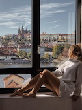 View from the window-Prague
