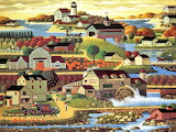 Ice Cold Cider by Charles Wysocki